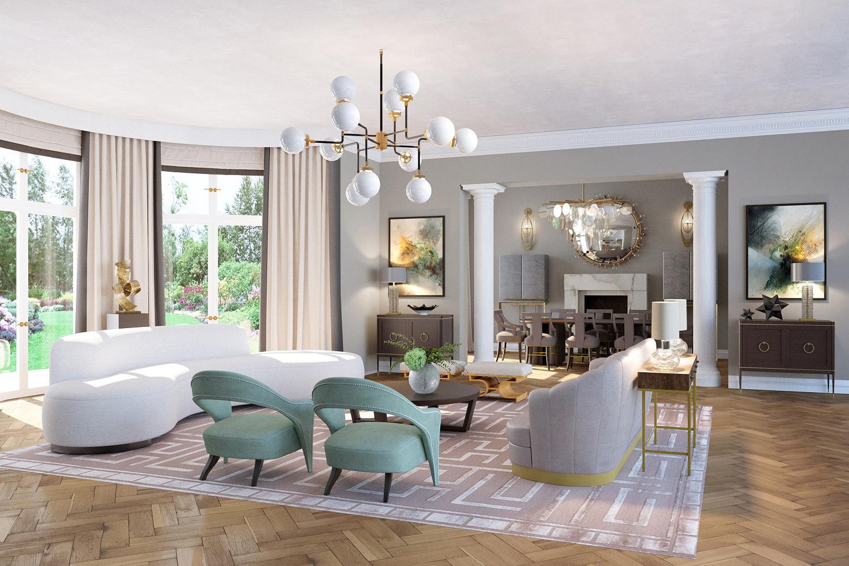 Newman Interior Design Home